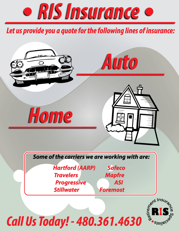 home auto insurance retirement insurance specialists
